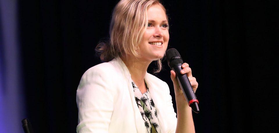 Eliza Taylor Season Three Interview