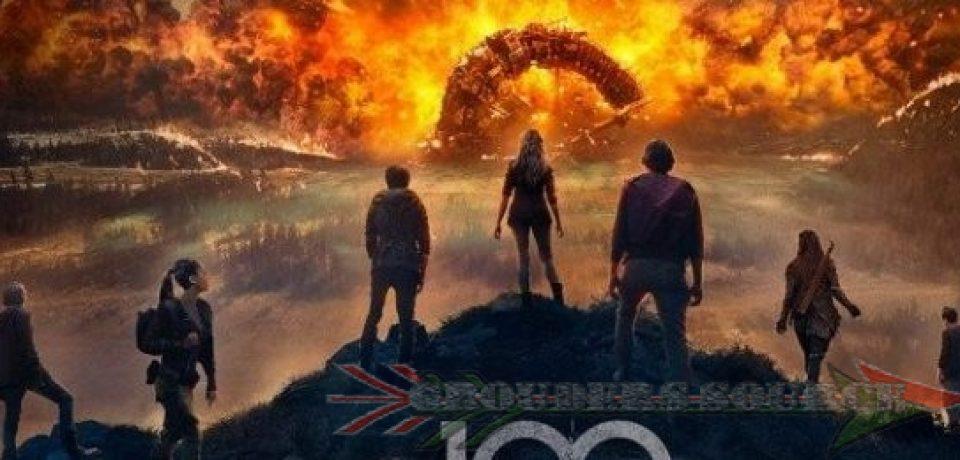 Analysis Of The 100 Season Four Poster