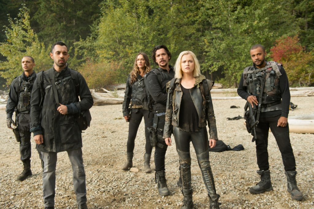 The 100 Season 6 Preview