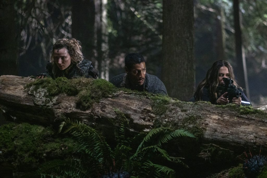 The 100 From the Ashes