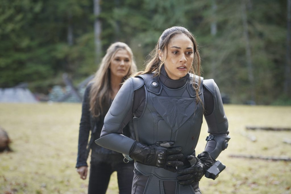 The 100 The Last War